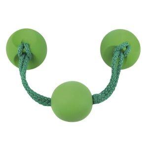 tirador pomo de mueble goma verde comprar tienda venta online 7946ve