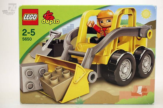 cyan74.com - vintage & pop culture   Lego DUPLO 5650