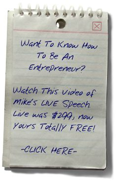how to be an entrepreneur - the toilet paper entrepreneur