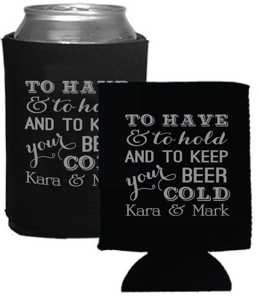 Personalized Wedding Favors Beer Cans And Personalized Wedding On Pinterest
