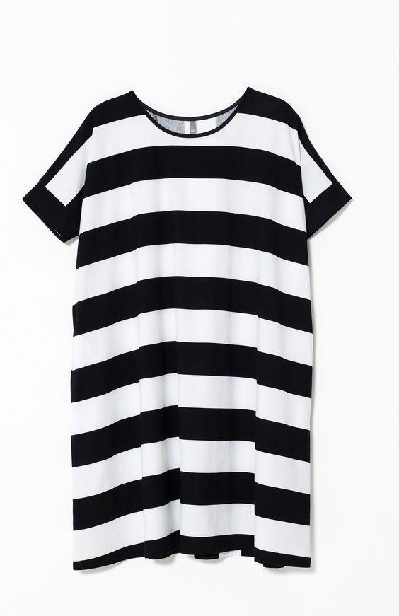 Block Striped Dress | Elk