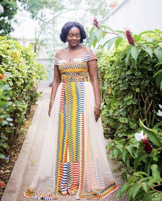 Robes de Soirée – Robe de Mariée | Tenue africaine – Afroculture.net