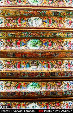Narenjestan mansion Ghavam Al Saltaneh, Shiraz - Iran 6: