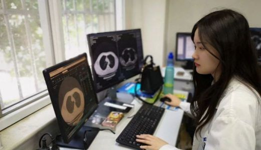 China S Infervision Is Helping 280 Hospitals Worldwide Detect Cancers From Images Until Recently Humans Have Relied On The Tra Medical Imaging Cancer Hospital