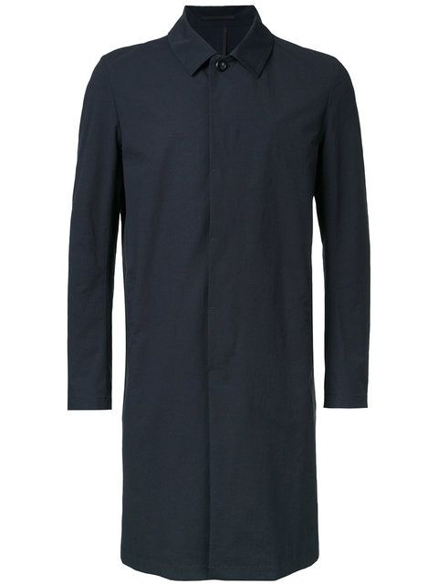 ATTACHMENT Top-Button Coat. #attachment #cloth #coat