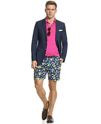 Pinterest the world s catalog of ideas for Polo shirt with sport coat