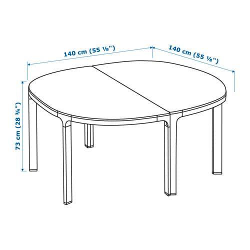 Bekant Table Conference Blanc 140 Cm Ikea Table De Conference Ikea Feng Shui