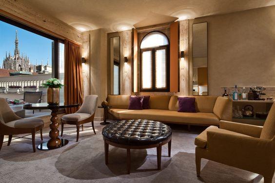 Terrace Suite - Park Hyatt Milano