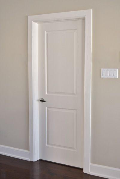 Carrara arr t de porte 60 cadrage c 300 plinthe p 500 for Decor de portes interieures