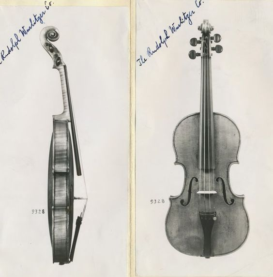 Stolen 'Ames' Stradivarius violin is recovered after 35 years - The Strad
