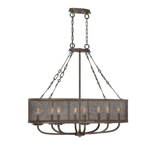 Found it at Wayfair - Nouvel 8 Light Candle Chandelier
