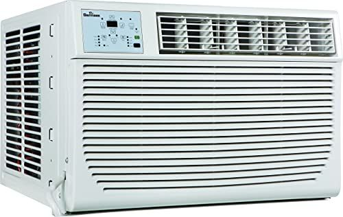 Buy Garrison 2477802 R 410a Through The Window Heat Cool Air Conditioner Remote Control 12000 Btu White Online Chictrendyfashion In 2020 Window Air Conditioner Air Conditioner With Heater Air Conditioner Heater