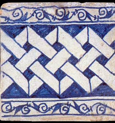Border Tile #recuperando