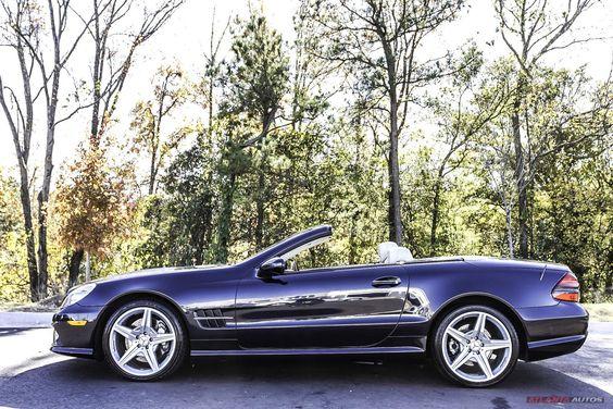 Usado 2009 Mercedes Benz Sl550 Marietta Ga Mercedes Benz Mercedes Luxury Car Dealership