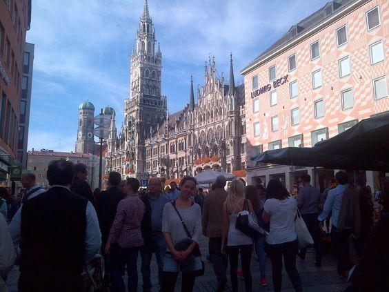 Von Bremen nach München: Ein Kulturschock