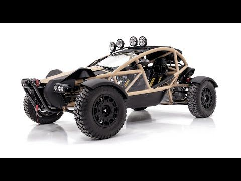 This Awesome Mad Max Style Dune Buggy Is Up For Grabs The Modern Buggy Is Designed For The Rough And Tough Of The Wild But I Ariel Nomad Dune Buggy Ariel Atom