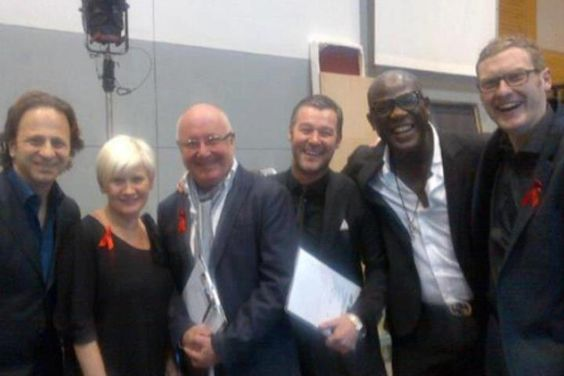 Steve with his fellow L'Oréal Professionnel Colour Trophy judging team in Dublin.Back again soon for the Irish Grand Final/Guinness :)