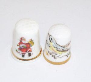 Porcelain+Thimbles+|+Antique+Porcelain+Thimbles+|+...+about+North+Lodge+and+Caverswall+Fine+...