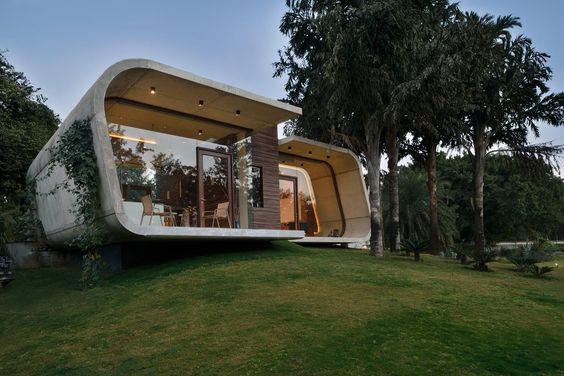 Casa Piscina / 42mm Architecture