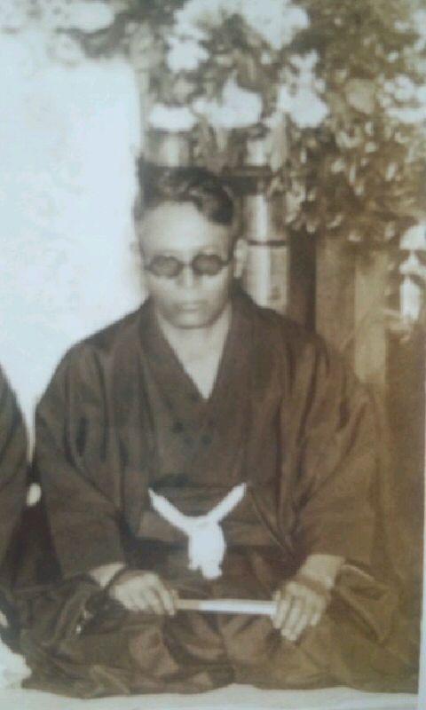 my grandfather❤︎ Shinjiro- K