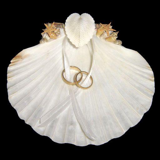 Wedding ceremony ring holder
