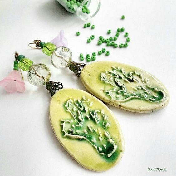 NEW cactus earrings