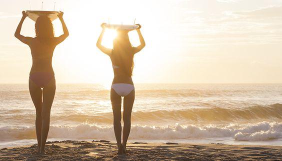 Consigue el look surfista sin pisar la playa en cuatro pasos.