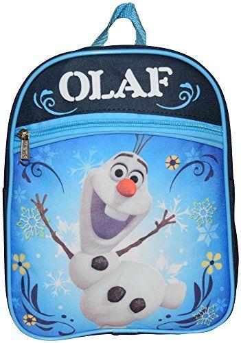 Disney Frozen Olaf 10 Mini Backpack @ niftywarehouse.com