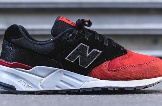 NEW BALANCE 999 RED TOE: