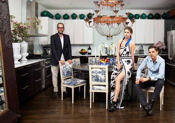 Mario Grauso and Serkan Sarier's Manhattan Home - Pictures from Mario Grauso and Serkan Sarier's New York City Home - Harper's BAZAAR#slide-3#slide-3#slide-3