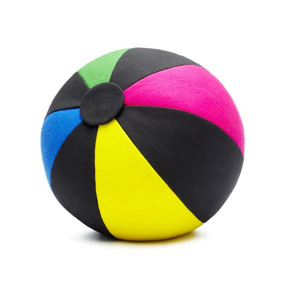 BALL CUSHION - FELT