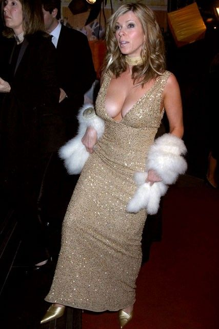 Kate Garraway Worst Dressed Bafta Awards Marie Claire