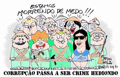 Corrupção Crime Hediondo...