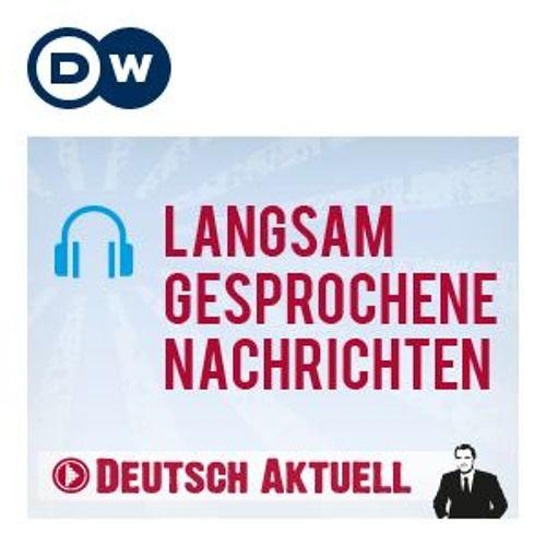 Taglich Von Montag Bis Samstag Findet Ihr Hier Aktuelle Tagesnachrichten Der Dw Langsam Und Verstandlich Gesprochen Neb Deutsch Lernen Deutsch Welle Podcast