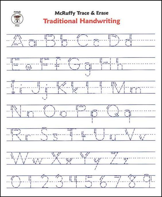 Google Image Result forrainbowresourceproducts – Letter Practice Worksheets for Kindergarten