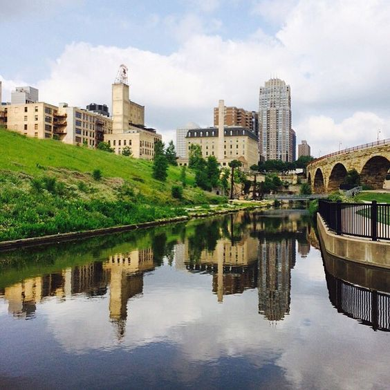 [Summer in the City] | Downtown East from Mill Ruins Park |  by: @MamacitaRita