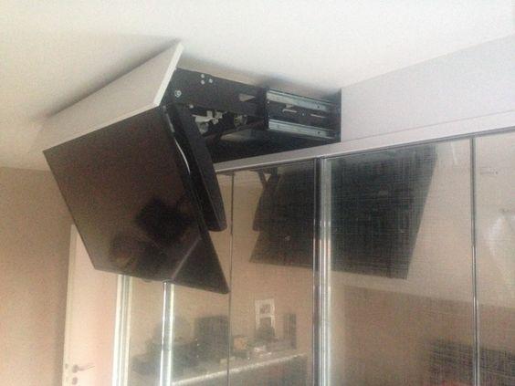 tv im bett | tv im schlafzimmer? ? kein problem mit flatlift ... - Tv Im Schlafzimmer