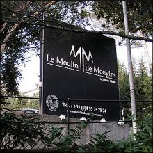 Restaurant Le Moulin de Mougins