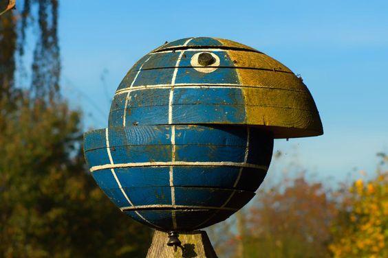 Vogelpark Marlow, ein Ausflugsziel für Ostseeurlauber » Den Vogelpark Marlow stellte ich mir immer, als kleinen Park im Na ...