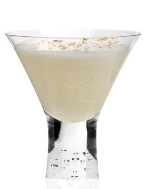 Nog a Sake Christmas Drink Recipe.  http://www.whattodrink.com/drinkrecipes/nog-a-sake/  #Holiday, #Christmas, #Cocktails