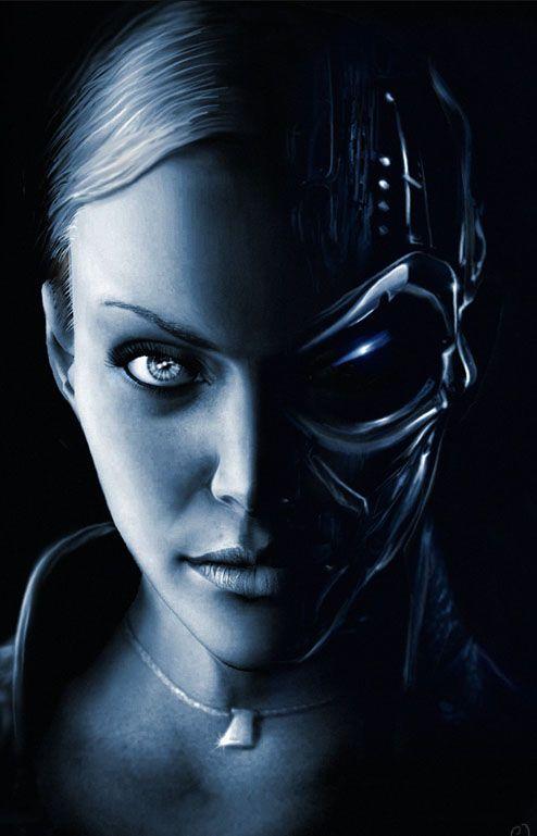 female cyborg - Google Search: