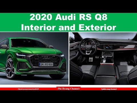 2020 Audi Rs Q8 Interior And Exterior Auto Review