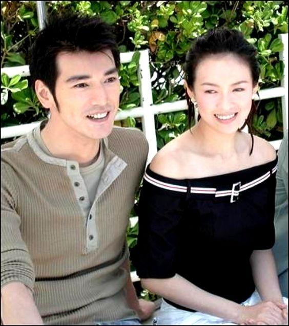 Takeshi , Zhang Ziyi