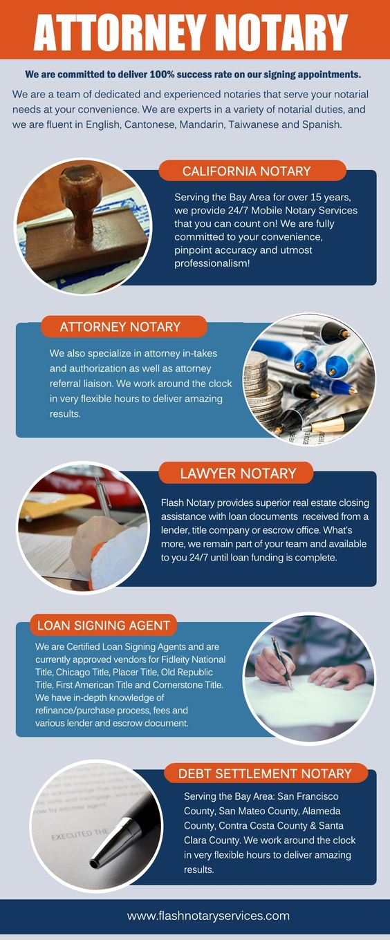 Attorney Notary
