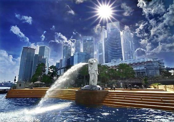 Singapore- một đất nước xinh đẹp