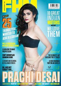 FHM India - August 2013