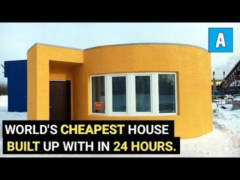 Built In 24 Hrs Cheap Tiny House Cheap Houses Cheap Houses To Build