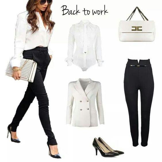 Blanco y negro..