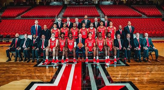 The Official 2019 20 Men S Basketball Roster For The Texas Tech University Red Raiders Texas Tech Red Raiders Texas Tech Mens Basketball