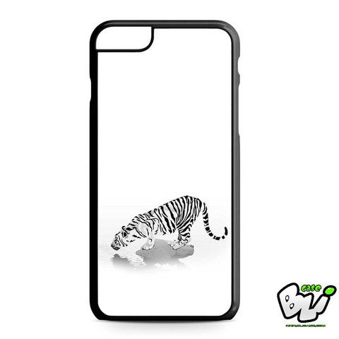 White Tiger Drink Water iPhone 6 Plus Case | iPhone 6S Plus Case
